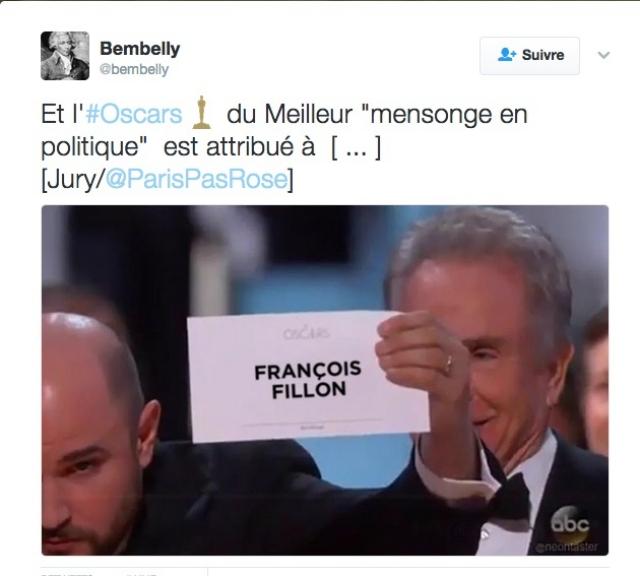 Oscar fillon