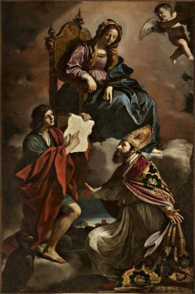 Vierge-Saint-Jean-evangelist Large